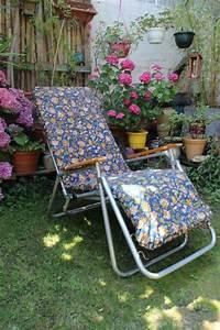 Chaise Longue Pliante : chaise longue pliante 1960 vintage by fabichka ~ Melissatoandfro.com Idées de Décoration
