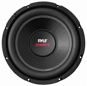 Amazon Com  10 U0026quot  Car Audio Speaker Subwoofer