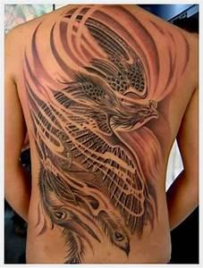 35 Tribal Back Tattoo Designs