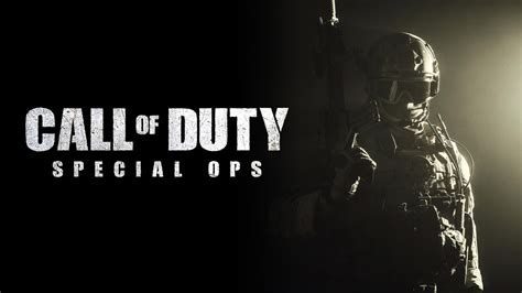 call  duty title screen  photoshop