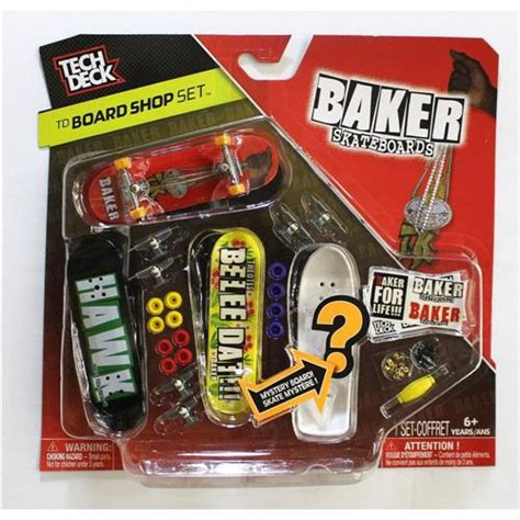 Tech Deck Machine Board Shop by Skate De Dedo Tech Deck Board Shop Set Multikids