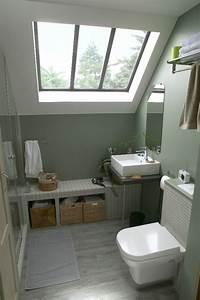 amazing deco salle de bain vintage 2 60 id233es pour un With salle de bain petit espace