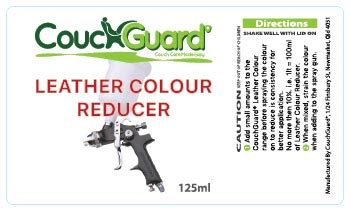 color reducer leather colour reducer couchguard