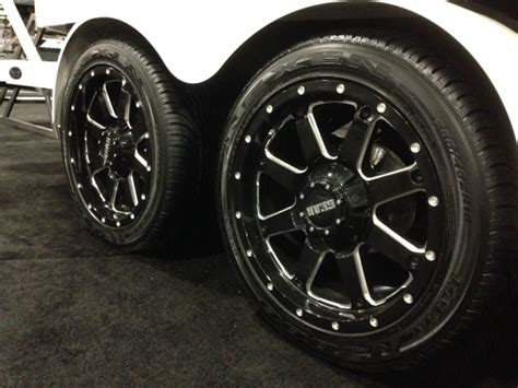Kmc Boat Trailer Wheels by Boat Trailer Wheel And Tire Packages 18 S Vs 20 S What