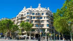 courtyard home floor plans casa mila in barcelona expedia ca