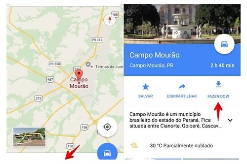 baixar o instalador offline do google maps ios