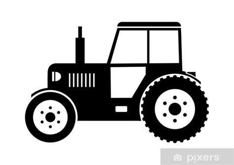 fototapete traktor icon pixers wir leben um zu veraendern