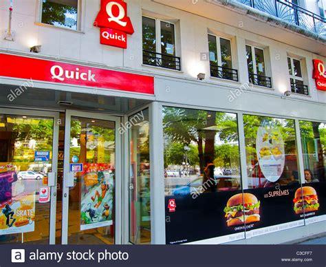 Paris, Frankreich, Französisch Fast Food Restaurant