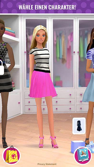 Fashion Closet App by App Barbies Kleiderschrank
