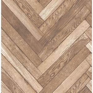 fine decor distinctive parquet wood wallpaper natural With parquet beige