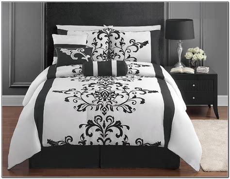black and white bedding sets full size download page