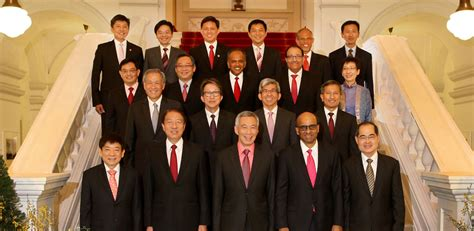 Cabinet Ministery by Some Observations From Ong Ye Kung St And 4g