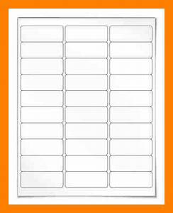 10 avery 8460 template time table chart With avery 8460 labels