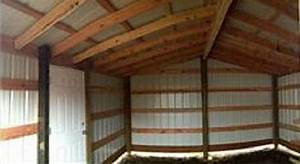 pole barn building materials list and plans barns pole With barn building supplies