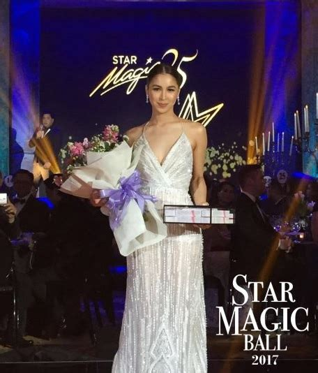 julia barretto on star magic ball 2017 star magic ball 2017 best dressed couples gowns suits