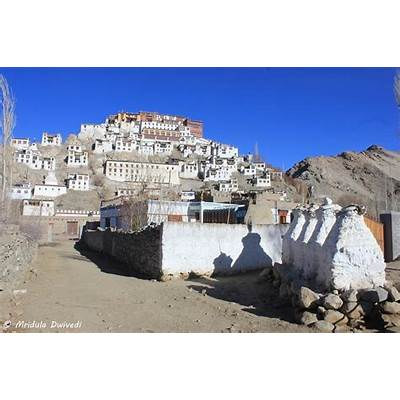 thiksey-monastery-ladakh - Travel Tales from India and Abroad