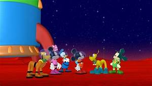 Mickey Mouse Goofy Goes to Mars (page 3) - Pics about space