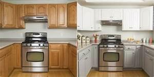 1001 conseils et idees de relooking cuisine a petit prix With repeindre sa cuisine en blanc