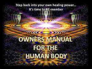 Owners Manual For The Human Body On Ccn 3