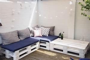 Outdoor Lounge Selber Bauen : gem tliche lounge im garten gestalten kreativliste ~ Markanthonyermac.com Haus und Dekorationen