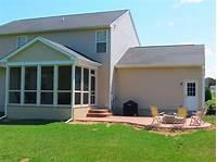 build a porch Covered Deck Berea | JM Design Build