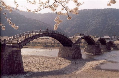 cuisine cherry visit historic arch kintai bridge the symbol of iwakuni