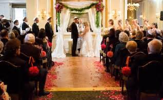 ceremony wedding seattle tennis club wedding a wedding ceremony