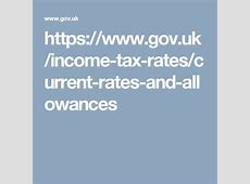 uk gov income tax