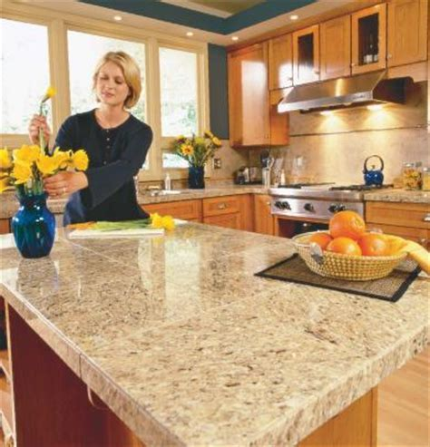 Options in Kitchen Worktops and DIY Repair Tips