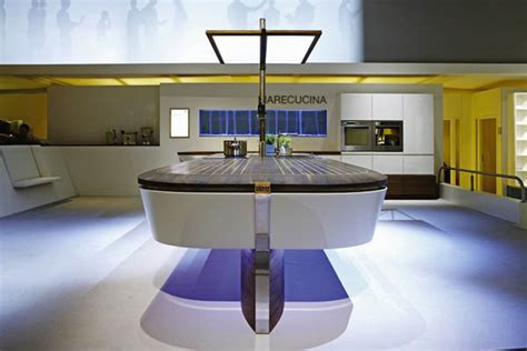 cuisine design luxe cuisine de luxe avec design original par alno