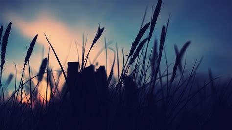 silhouette scenery hd desktop wallpapers  hd