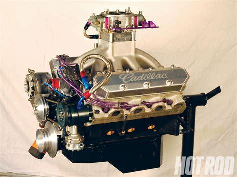 Cadillac Performance Parts For Big Block