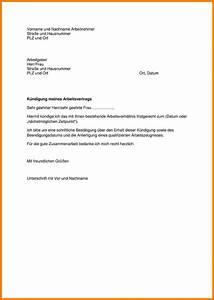 Wohnung Kündigen Email : arbeitsvertrag k ndigung vorlagen 365 ~ Orissabook.com Haus und Dekorationen