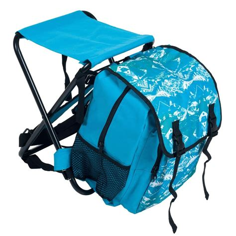 Stool Backpack - folding stool and backpack combo fishing and cing ebay
