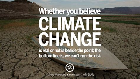 Climate Change Quotes And Sayings
