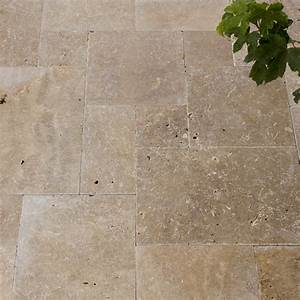 Terrassenplatten Granit Günstig : travertin classic terrassenplatten g nstig online ~ Michelbontemps.com Haus und Dekorationen