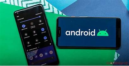 Android Os Pine Gestures Features Mode Dark