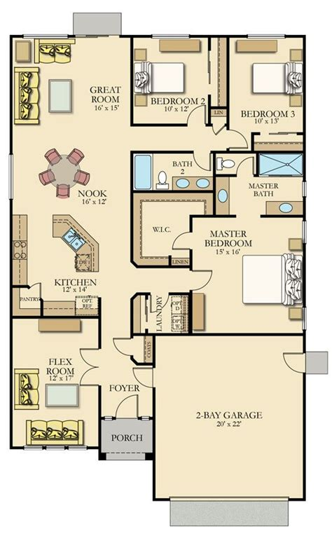 home design bakersfield duke home plan in montaillou chateau series by lennar