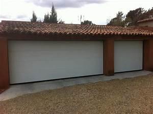 porte garage 3m wikiliafr With porte garage sectionnelle 3m