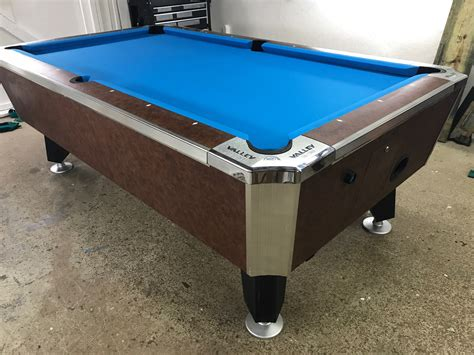 coin op pool table table 080317 valley coin operated pool table used coin