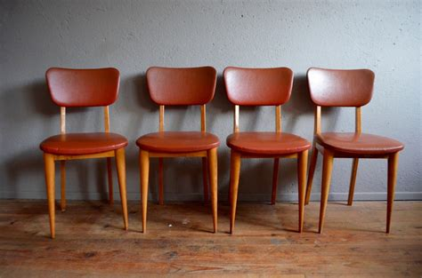 chaise italienne dining chairs 1960s set of 4 for sale at pamono