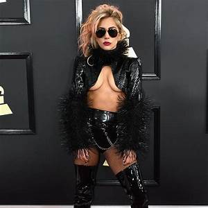 Lady Gaga's Outfit at the 2017 Grammys | POPSUGAR Fashion