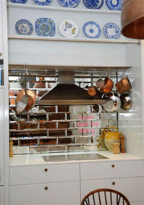 mirrored subway tiles 30 successful exles of how to add subway tiles in your