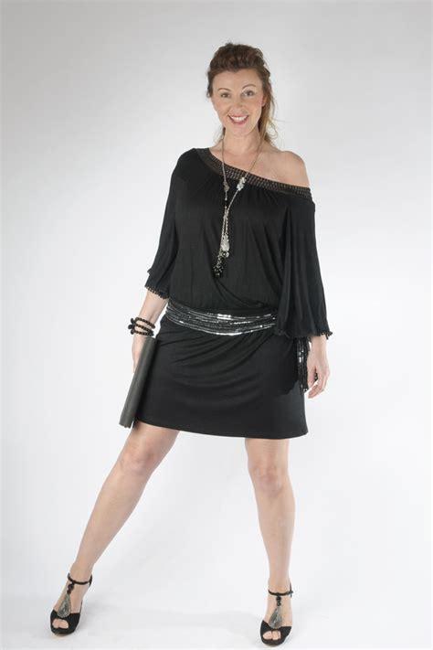 robe tunique grande taille mira taren id 233 ale pour les femmes rondes avec des formes robe par