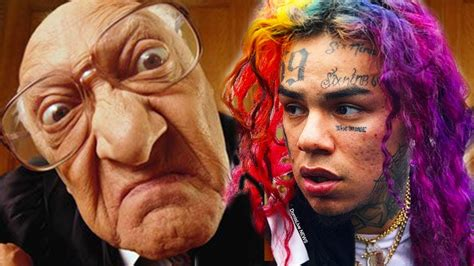tekashi 6ix9ine is facing jail time after judge gives one final chance to pass ged youtube
