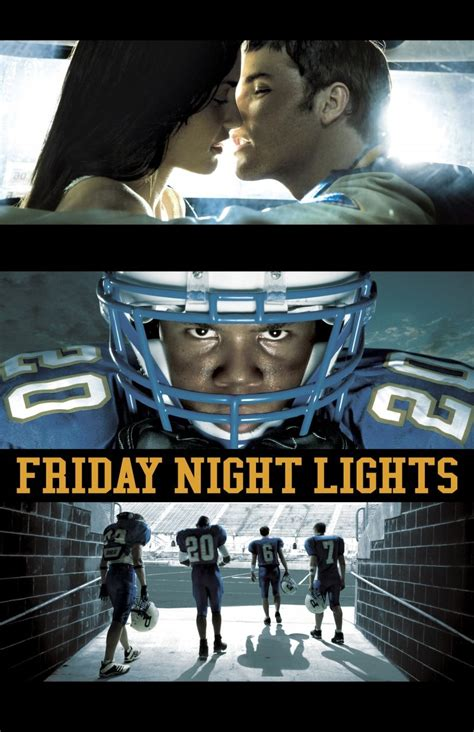 friday nights lights the one show that can save america friday lights