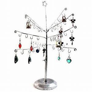 Arbre à Boucle D Oreille : arbre bijoux collier bracelet et boucle d 39 oreille sapin ~ Teatrodelosmanantiales.com Idées de Décoration