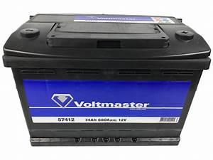 Batterie Bosch S4008 : akumulator 74ah voltmaster cb740 s4008 e11 ca770 ~ Farleysfitness.com Idées de Décoration