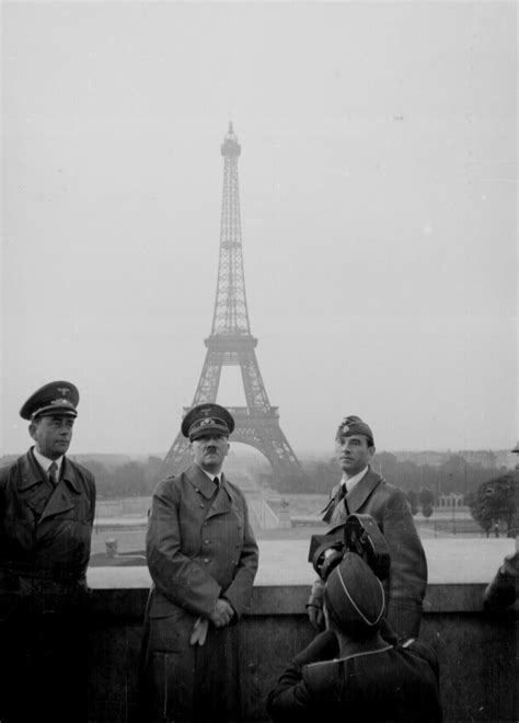Adolf Hitler in Paris, France   Student Handouts