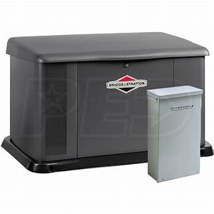 Briggs  U0026 Stratton 40346 20kw Standby Generator System 200a